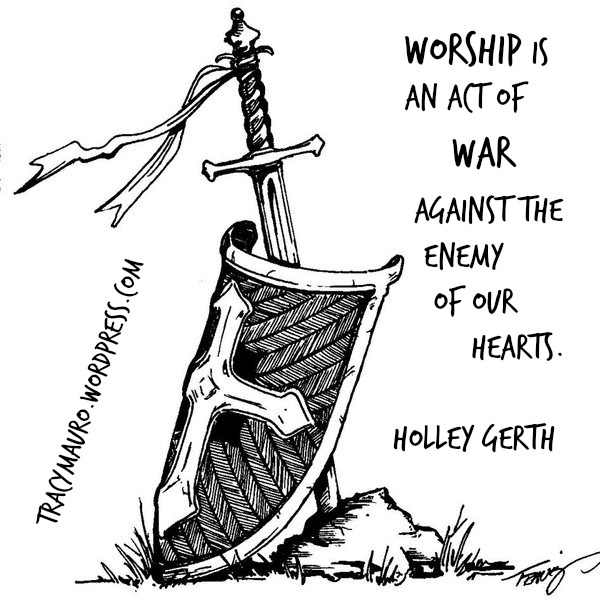 worship warrior gerth