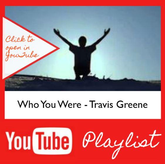 travis green who u were